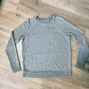American Eagle French Terry Crewneck grey XS